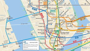 Metro Ny Map path subway map my blog