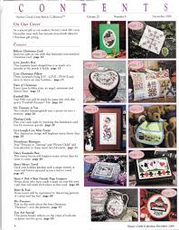 stoney creek cross stitch collection stoney creek magazine 20