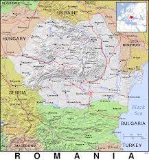 Romania Map Ro Romania Public Domain Maps By Pat The Free Open Source