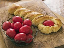 what is orthodox easter traditions customs foods