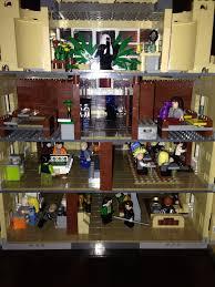 custom x mansion finished my lego x men mansion tel u2026 flickr