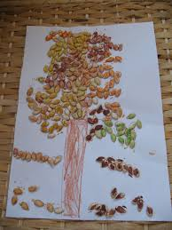 smiling like sunshine kids crafts making an autumn tree with