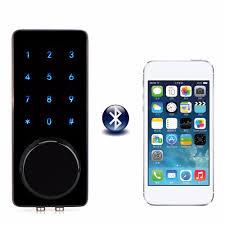 le de bureau tactile bureau intelligent écran tactile bluetooth serrure numérique mot de
