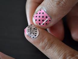 how to make fake nails out of a straw 8 steps with pictures