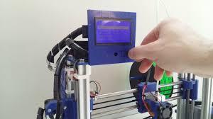 printing an abs owl on the rabbit printer youtube