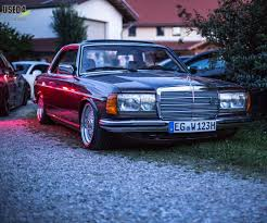 lowered mercedes w123 images tagged with w123c on instagram