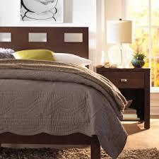 Platform Bed With Nightstands Attached Platform Beds On Hayneedle Platform Beds For Sale