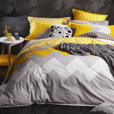 marley yellow quilt cover set by logan u0026 mason planet linen