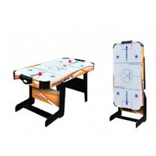foldable air hockey table buy table air hockey folding shop online anches sports