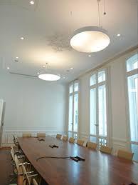 eclairage de bureau rénovation bureau open space aménagement éclairage de bureau