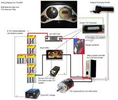 general wiring diagram diy electric car forums
