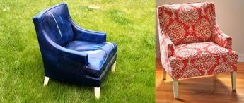 Reupholstering Armchair 6 Easy Diy Chair Makeovers