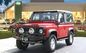 land rover defender convertible jlr classics jaguar and land rover cars