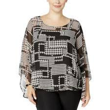 houndstooth blouse houndstooth plus size blouses for ebay