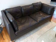 Stockholm Leather Sofa Ikea Leather Sofas Loveseats Chaises Ebay