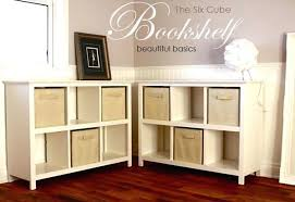bookcase cube bookcase shelf wooden storage shelves large