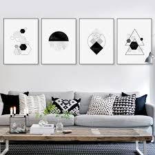 Nordic Home Online Get Cheap Painting Shapes Aliexpress Com Alibaba Group