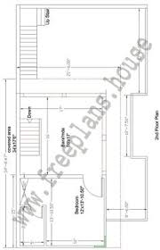 22x44 feet house plan plans pinterest house square meter