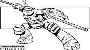 teenage mutant ninja turtles coloring pages printable love