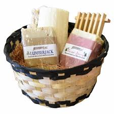 spa gift basket handmade his and hers spa gift basket bath set goat s milk soap