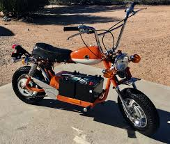 electric motorcycle 1974 auranthetic charger electric motorcycle minibike