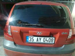 2007 hyundai getz 1 4 automatic related infomation specifications