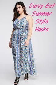 9 curvy fashion hacks to get you through summer