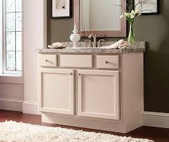 Cabinets Bathroom Vanity Shaker Style Bathroom Vanity Homecrest Cabinetry
