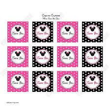 minnie mouse thank you cards thank you cards free printable minnie mouse thank you cards