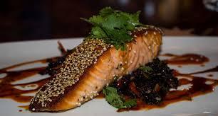 cuisiner le saumon food cuisine du monde recette de saumon mariné au gingembre