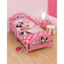 minnie mouse bedroom decor innovative baby girl pinky theme furniture design integrating