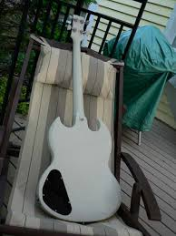 painting neck to color match with body talkbass com