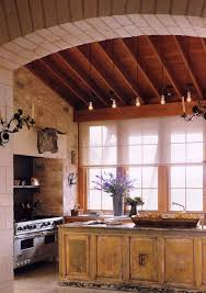Rustic Kitchen Lights by Rustic Kitchen Ideas Kitchen Farmhouse With French Windows