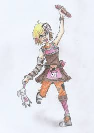 tiny tina borderlands 2 by james 26133 on deviantart