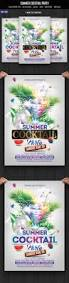 summer cocktail party flyer party flyer flyer template and summer