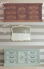best 25 mint dresser ideas on pinterest striped nursery