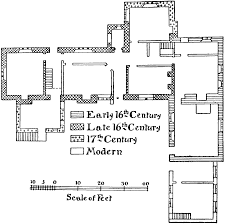 Medieval Manor House Floor Plan by Parishes Shorwell British History Online