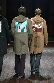 Peter Parka Vintage Raf Simons Parkas On Sale For 20 000 Vogue