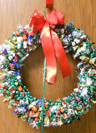 candy wreath how to make wreaths with candy candy wreath wreaths