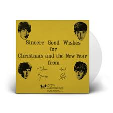 the christmas box the christmas records the beatles