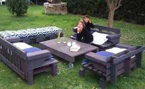 Furniture For Outdoors by Outdoor Wooden Pallet Furniture Items Recycled Pallet Ideas