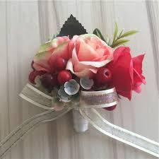 wedding flowers buttonholes artificial flower buttonholes groom boutonnieres best wedding