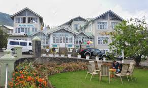 old english colonial style houses in the holiday nuwara eliya