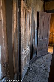 House Doors Ghost Towns Paulrichmondphotography