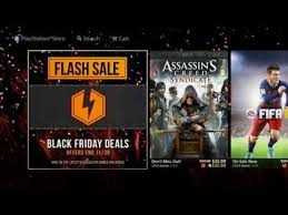 black friday ps4 2017 ps4 black friday psn flash sale 2015 does it youtube