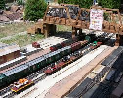 g scale trains the yard at the original sagres g