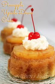 pineapple upside down cake gretchen u0027s bakery