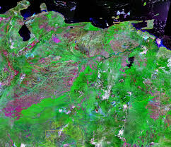 Where Is Venezuela On A Map Venezuela Map And Satellite Image