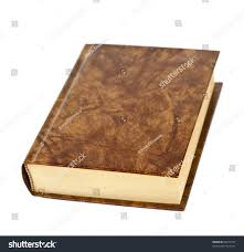 leather bound photo book blank hardcover leather bound book stock photo 65617657