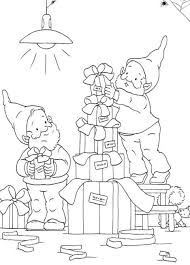 printable coloring pages christmas elves christmas coloring
